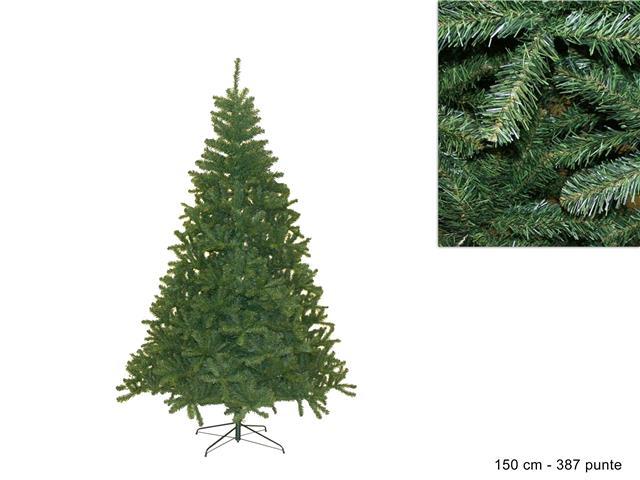 Albero Di Natale 150 Cm.Albero Di Natale Pino Austriaco 150 Cm 387 Punte
