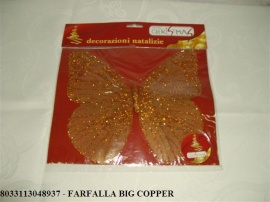 FARFALLA BIG COPPER